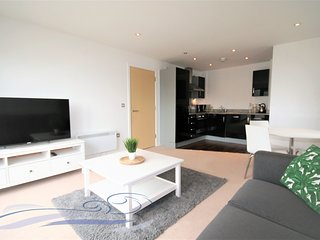 Two-Bedroom Apartment with Terrace - South Quay