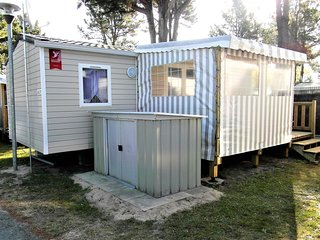 Mobil-home for 4 in Bois Masson****