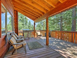 NEW-Duck Creek Cabin w/Porch Near Fishing & Hiking