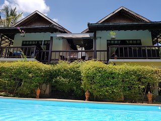 VILLA SAMADHI - PRIVATE SWIMMING POOL - FREE WIFI