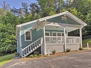 NEW! Hendersonville Cottage - 20 Mins to Asheville