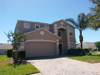 Superb 4 bedroom pool home with fun games room