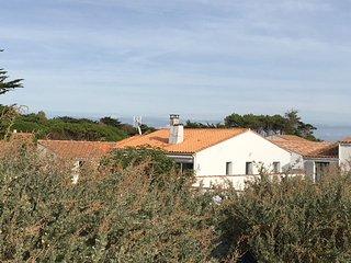 Maison individuelle au calme accès direct à la plage des grenettes avec parking