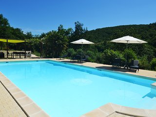 Le Manoir B&B - Room Mauzac - 2p - swimming pool