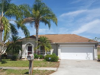 3 BR, 2 BA Ranch Home, Central Coast Florida