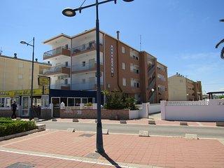 Apartamento Urb. Abanicos 1ª linea de playa