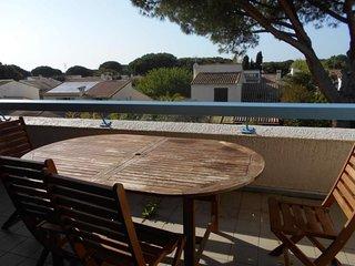 Joli P2 cabine vue sur jardin