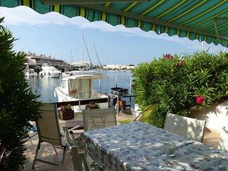 Belle marina 3 pièces traversante proche de la plage