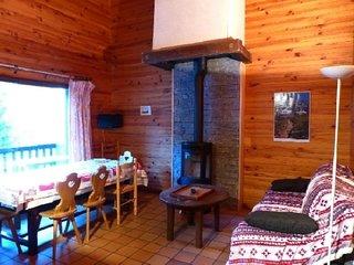 Rental Apartment La Clusaz, 2 bedrooms, 4 persons