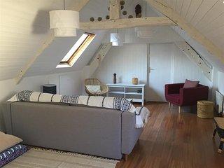Bel appartement 6 personnes centre historique et port