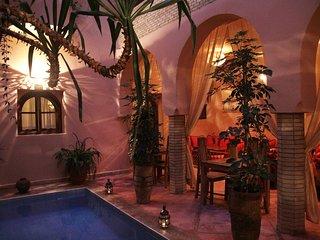 Riad avec piscine Marrakech Medina