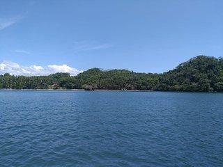 Costa Rica Paradise Island Isla Cedro