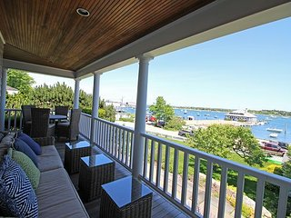 1646 - LUXURY WATERFRONT HOME WITH BREATHTAKING VIEWS OF EDGARTOWN HARBOR