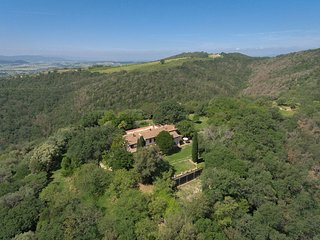 Villa Aquilaia - Wonderful estate in the hills of the Tuscan Maremma