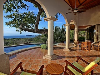 Stunning Ocean View Home Overlooking Playa Hermosa