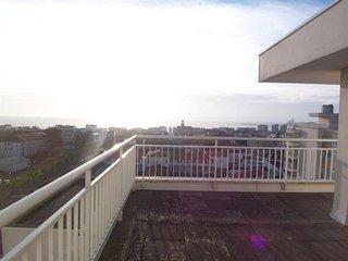 Type 2  avec terrasse de 360°