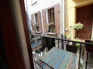Appartement au ceour du centre ville, Collioure