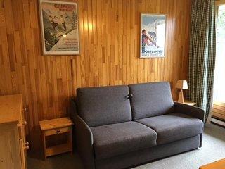 appartement possédant une grande cabine separée