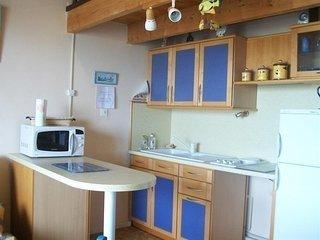 VUE MER IMPRENABLE - Appartement coquet type 2 mezzanine / 4 personnes LA SAUZAI