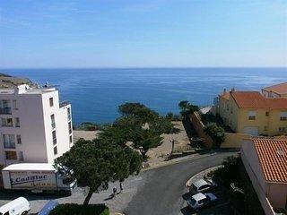 Appartement F2 vue sur mer et ascenseur