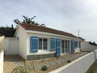Proximité mer, Belle maison avec jardin entièrement rénovée de 4 chambres idéale