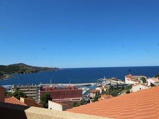 Appartement avec terrasse vue sur la mer et parking