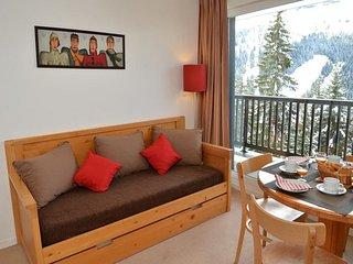 Appartement fonctionnel et pratique d'accès
