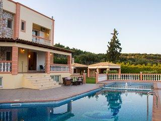 Villa Roula  5BR
