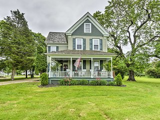NEW! Updated Horse Friendly New Jersey Farmhouse