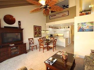 Luxury tropical 2/2.5 Condo by beach, save $
