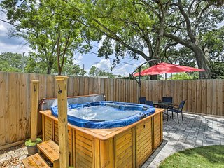 NEW! Tampa House Near Downtown & Clearwater Beach!
