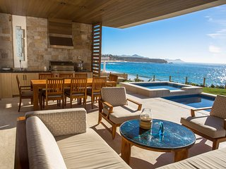 Chileno Bay Resort & Residences, Los Cabos - Three Bedroom Oceanfront Villa with