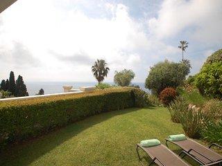 3P climatisé avec terrasse, jardin et garage