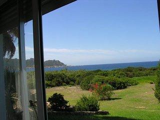 Agence Propriano Location : Villa de reve pieds dans l'eau