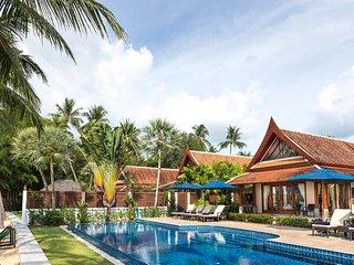 Tawantok Beach Villa 2 - an elite haven, 5BR, Lipa Noi