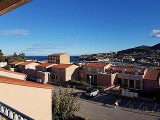Agreable appartement T2, vue sur la mer