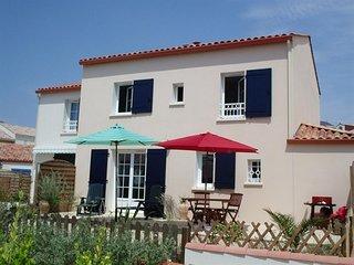 300m env. plage - Residence La Paree - Jolie maison de type 3 / 4 personnes LA P