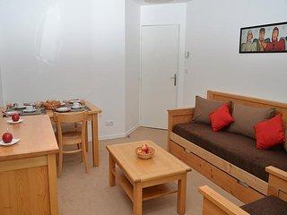 appartement fonctionnel et agréable