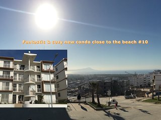 Fantastic & cozy #10: condo close to the beach