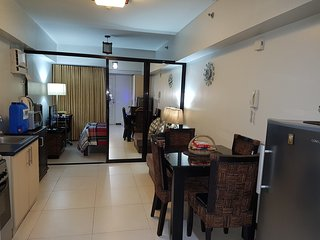 Condo for Rent-Fully Furnished in Makati, Phils. nr Greenbelt Mall, Ayala, MOA