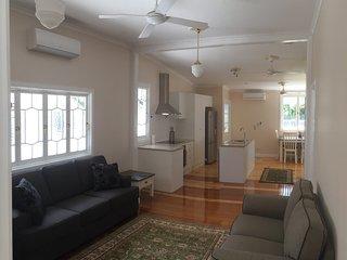 Entire 1st Floor: Charming Renovated Queenslander