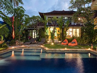 Angel House Ubud Boutique Hotel: Jepun suite: 1xKing bed or 2x king single beds