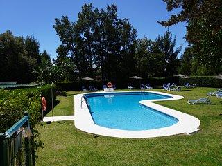 Marbella, La Quinta Golf Front Line Apartment Rental