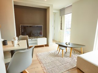 Modern 1 bed with terrace in the Heart of Manchester