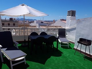 Apartamento playa de Oliva