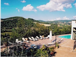10 bedroom Villa in Collazzone, Umbria, Italy : ref 5247513