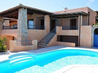 6 bedroom Villa in San Teodoro, Sardinia, Italy : ref 5248009