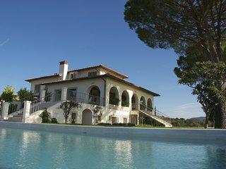 7 bedroom Villa in Castiglione della Pescaia, Tuscany, Italy : ref 5311115