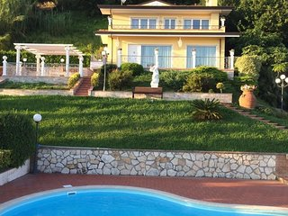 4 bedroom Villa in Casesi, Tuscany, Italy : ref 5333557