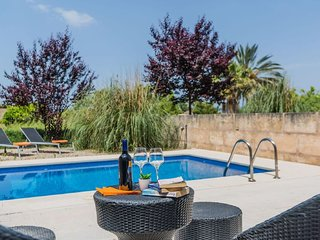 3 bedroom Villa in Maria de la Salut, Balearic Islands, Spain : ref 5636611